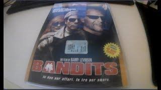 Bandits DVD Unboxing ITA
