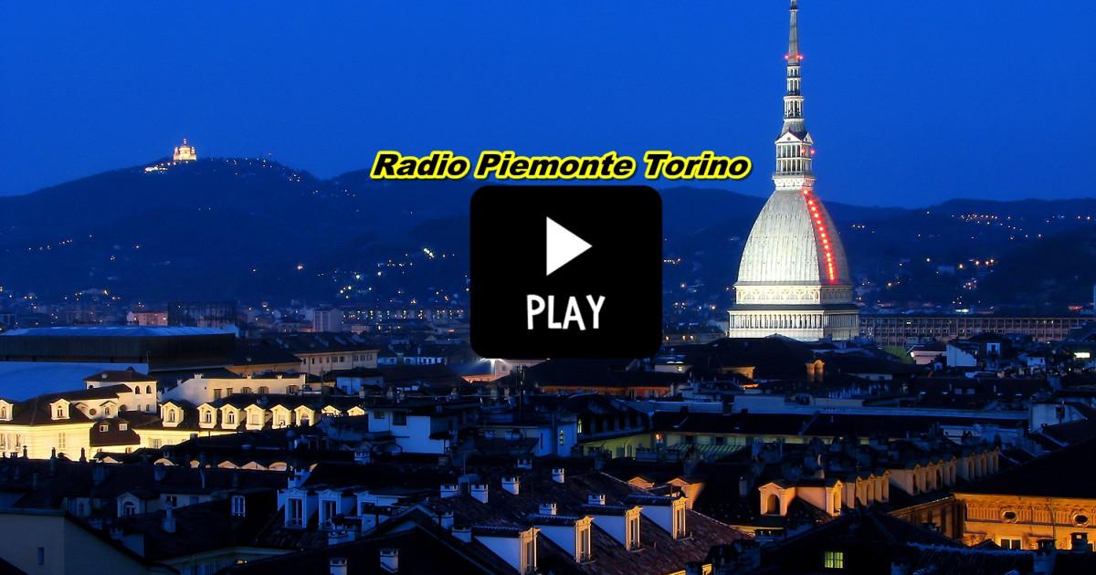 POMERIGGIO MUSICALE CON LA TUA RADIO | RADIO PIEMONTE TORINO