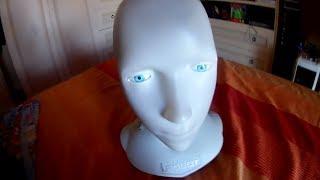 Io Robot Sonny Head Edition Unboxing ITA