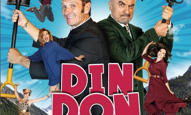 """il 29 Dicembre su  Italia 1 """"Din Don 2 il ritorno"""" – Wuoow"""