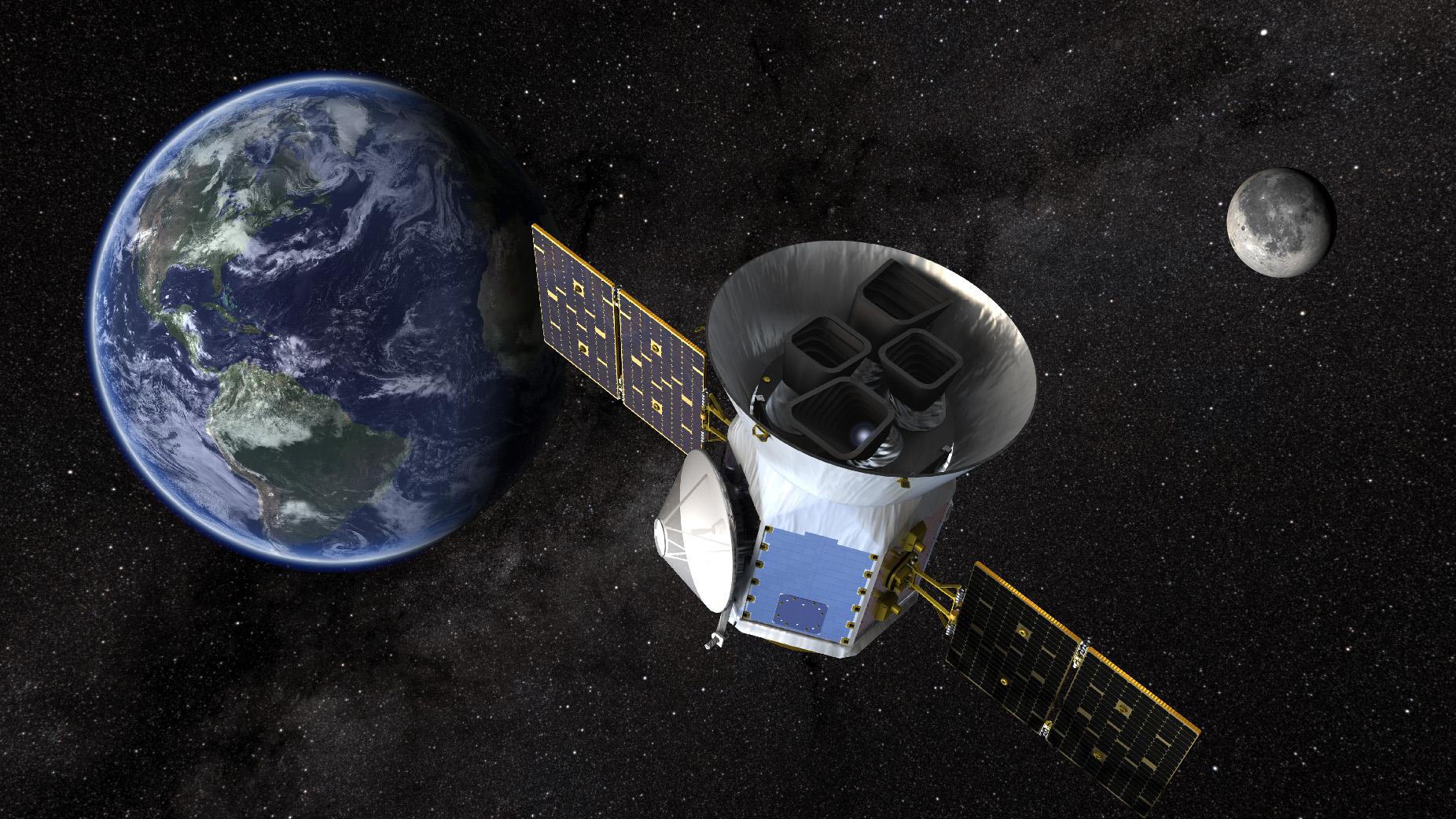 NASA's TESS Completes Primary Mission | NASA