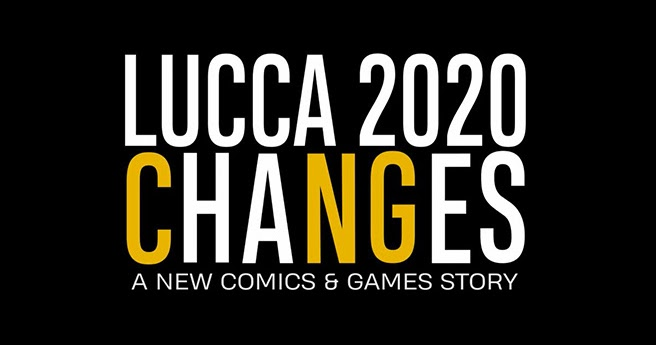 Tuttocartoni: Lucca : l'edizione 2020 non prevederà i padiglioni con gli stand