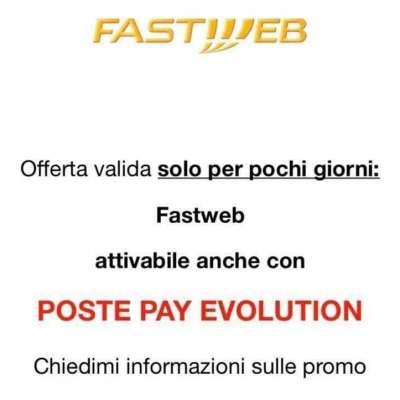 PROMO FASTWEB Profile Picture