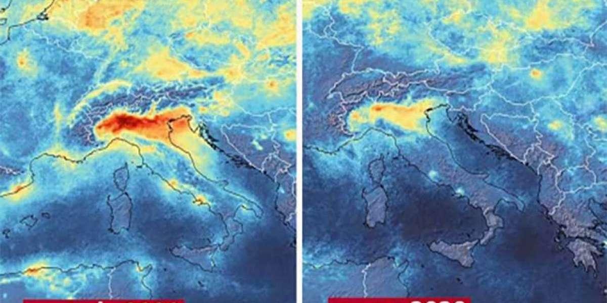 Covid-19 & hastag, lockdown & climate change, ci risiamo?