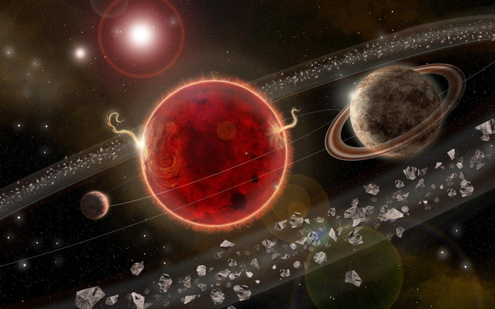 Captato un segnale radio da Proxima Centauri - Spazio & Astronomia - ANSA.it