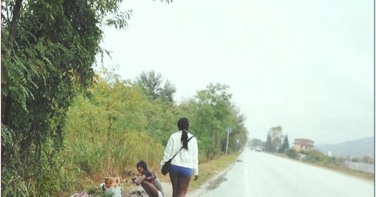 News dall'Africa: Strade del Sesso. Friuli, La Napoleonica e la Ferrata dove la prostituzione non c'è più