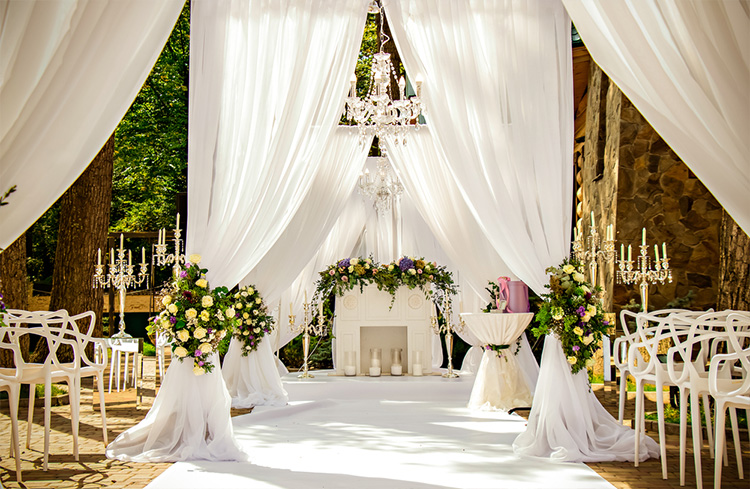 Wedding Planner Services - Party and Event Planner