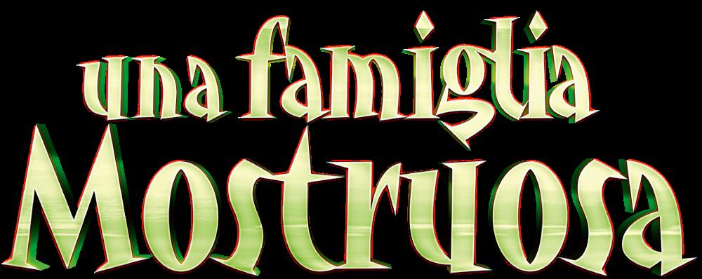 Tuttocartoni: Una Famiglia Mostruosa | Poster Ufficiale | Dal 25 novembre al cinema